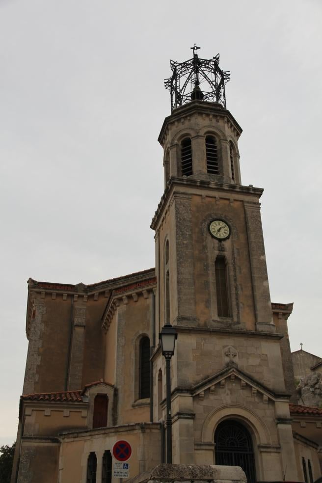 Church in Les Pennes-Mirabeau