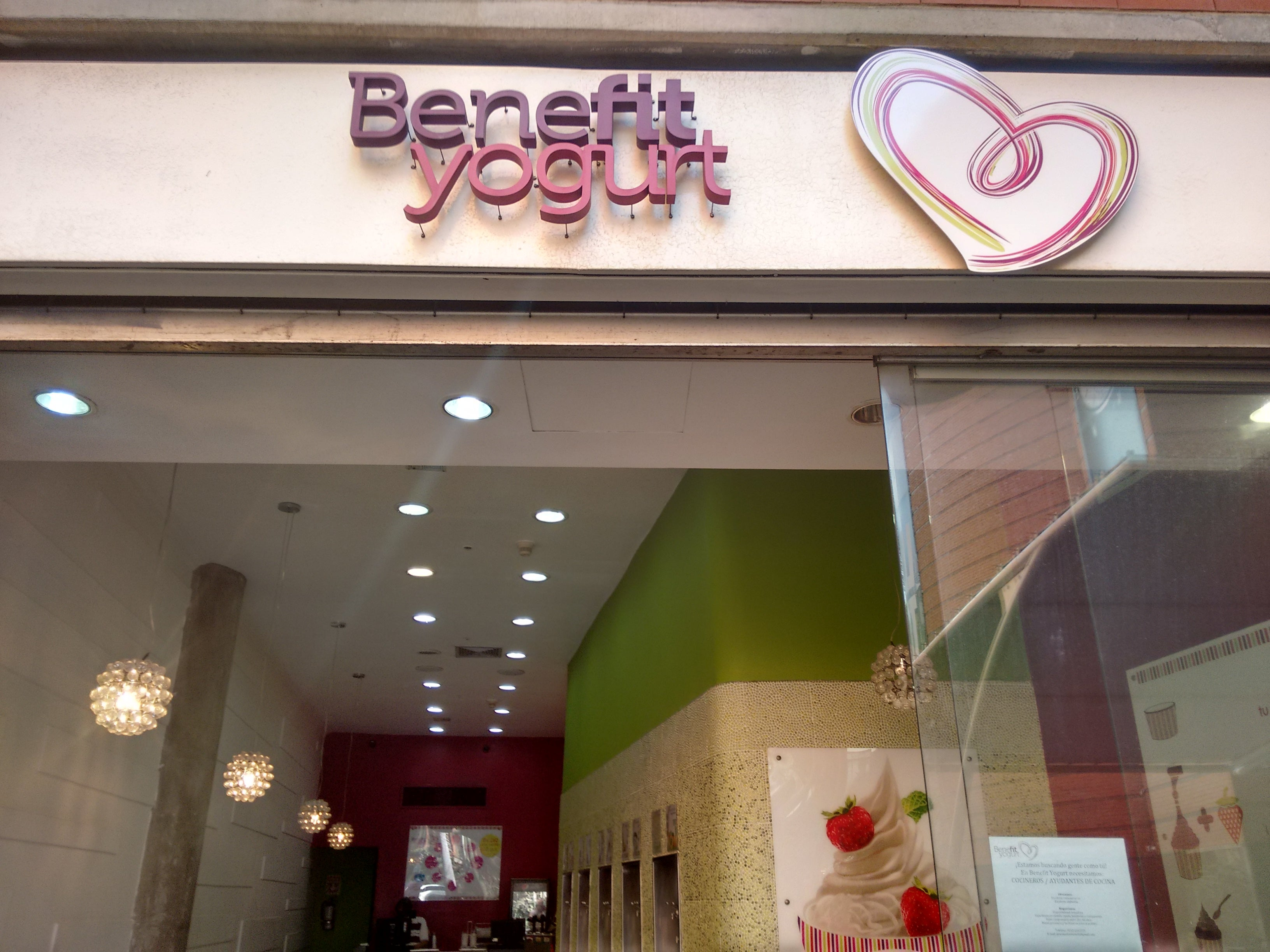 Furniture in Benefil Yogurt
