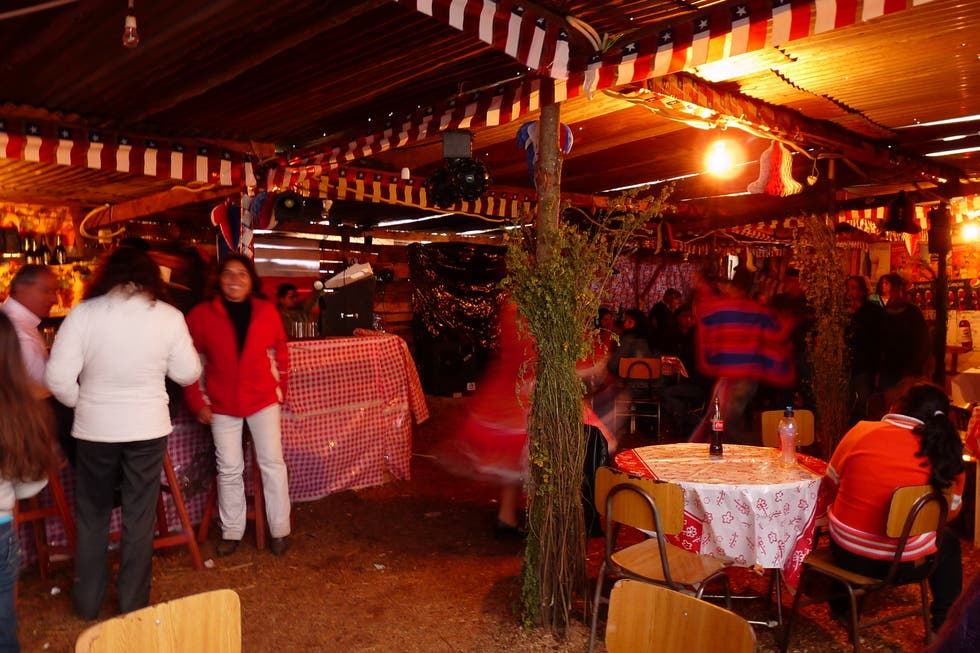 Tavern in Arica