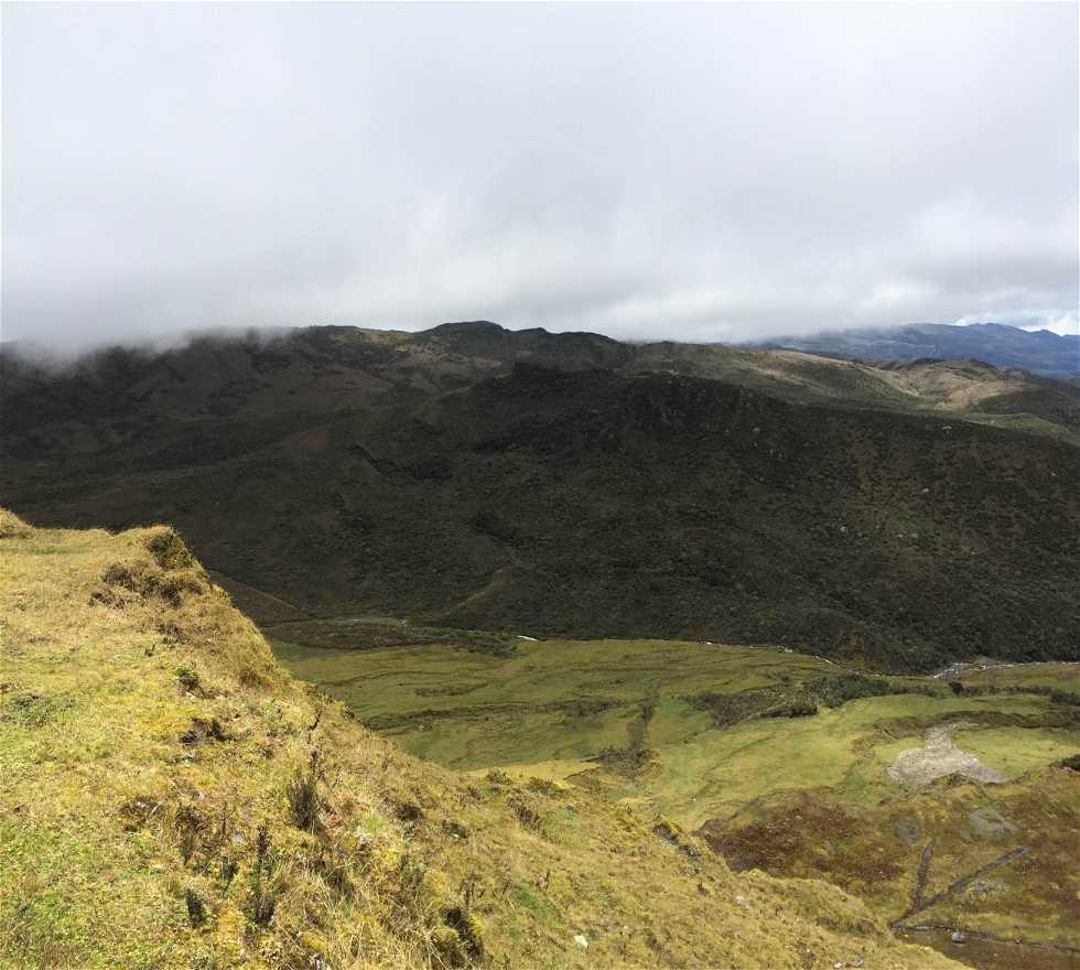 Montanha em Mesetas
