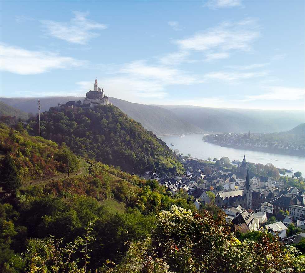 Montaña en Braubach