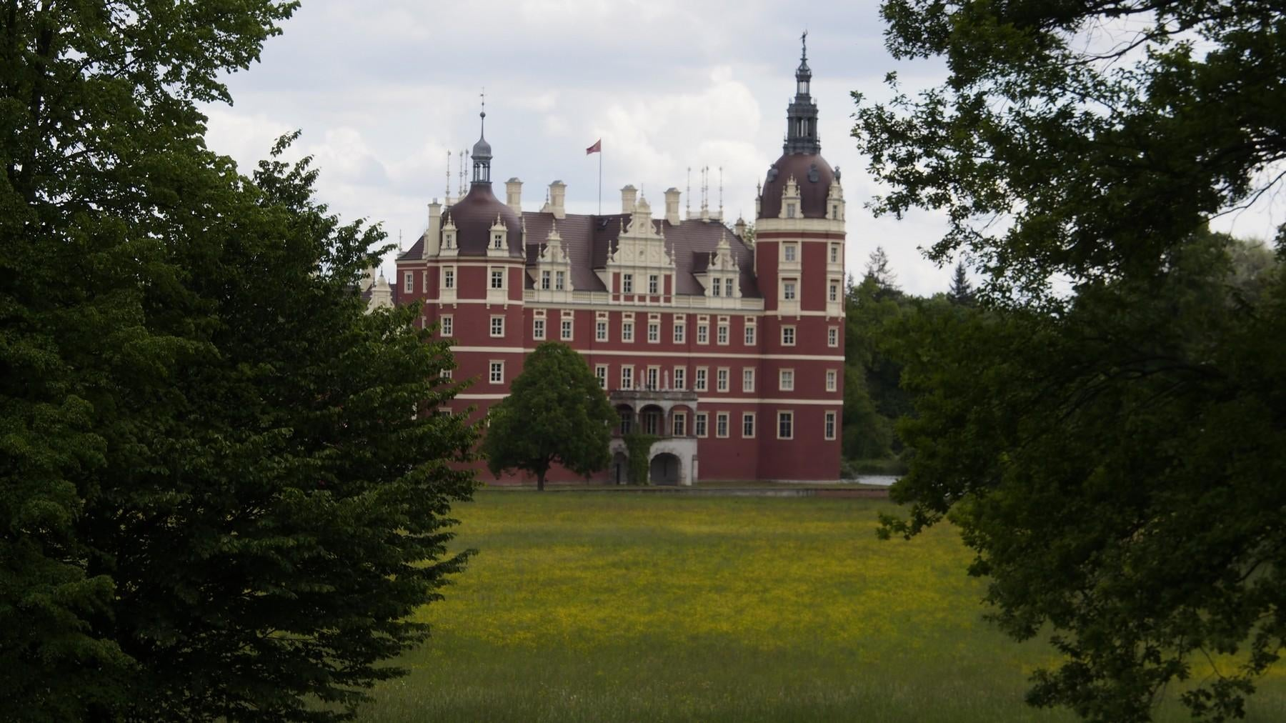 Castillo en Bad Muskau