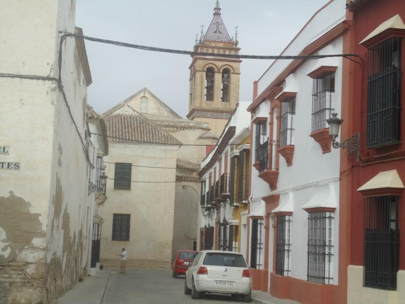 Barrio en Marchena