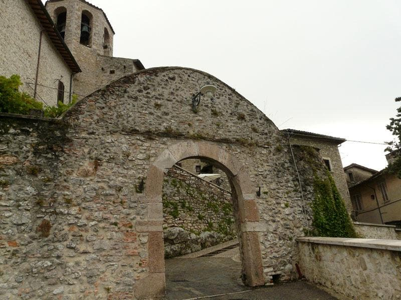 Chapel in Arrone