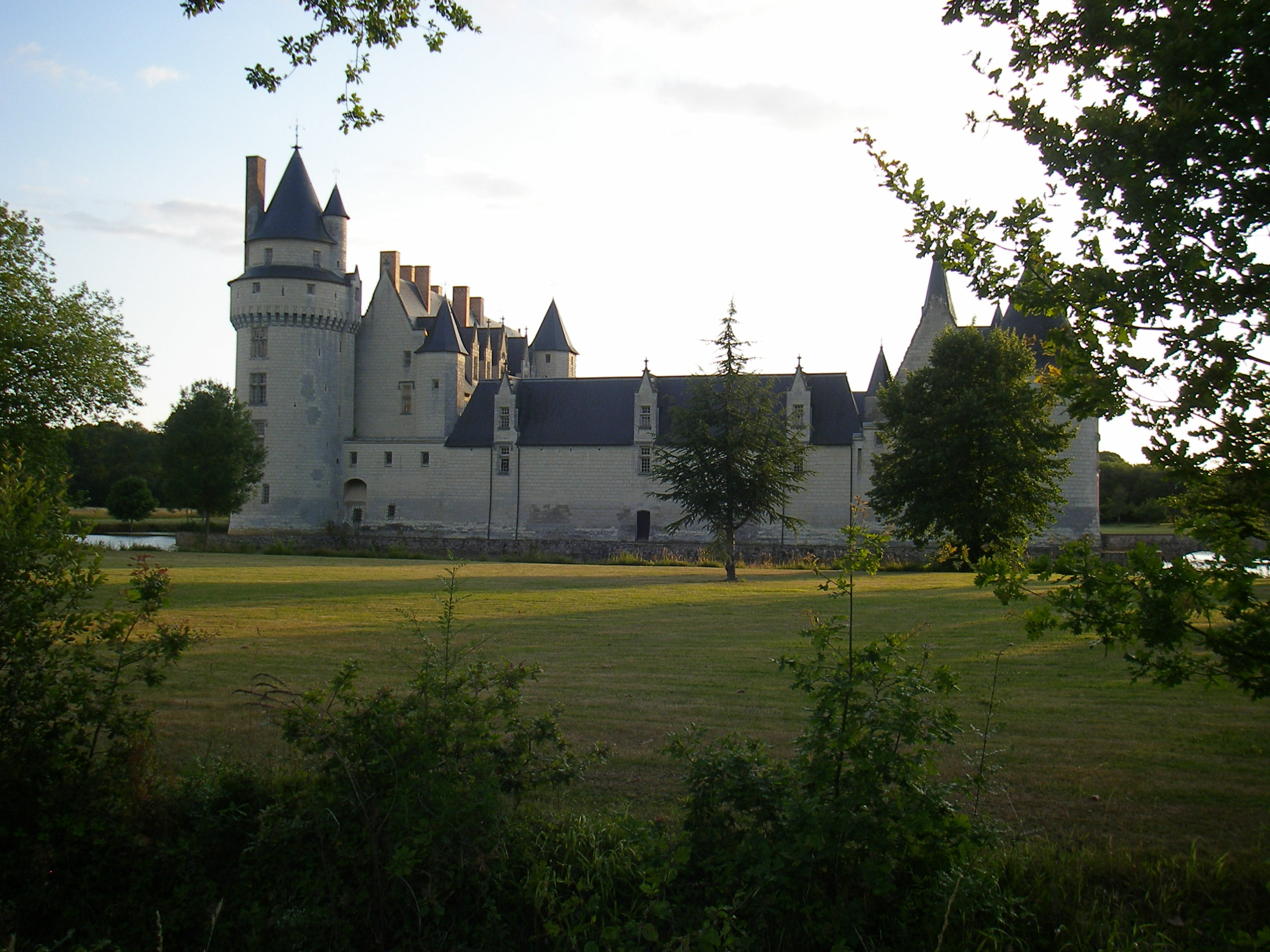 Château in Cheffes