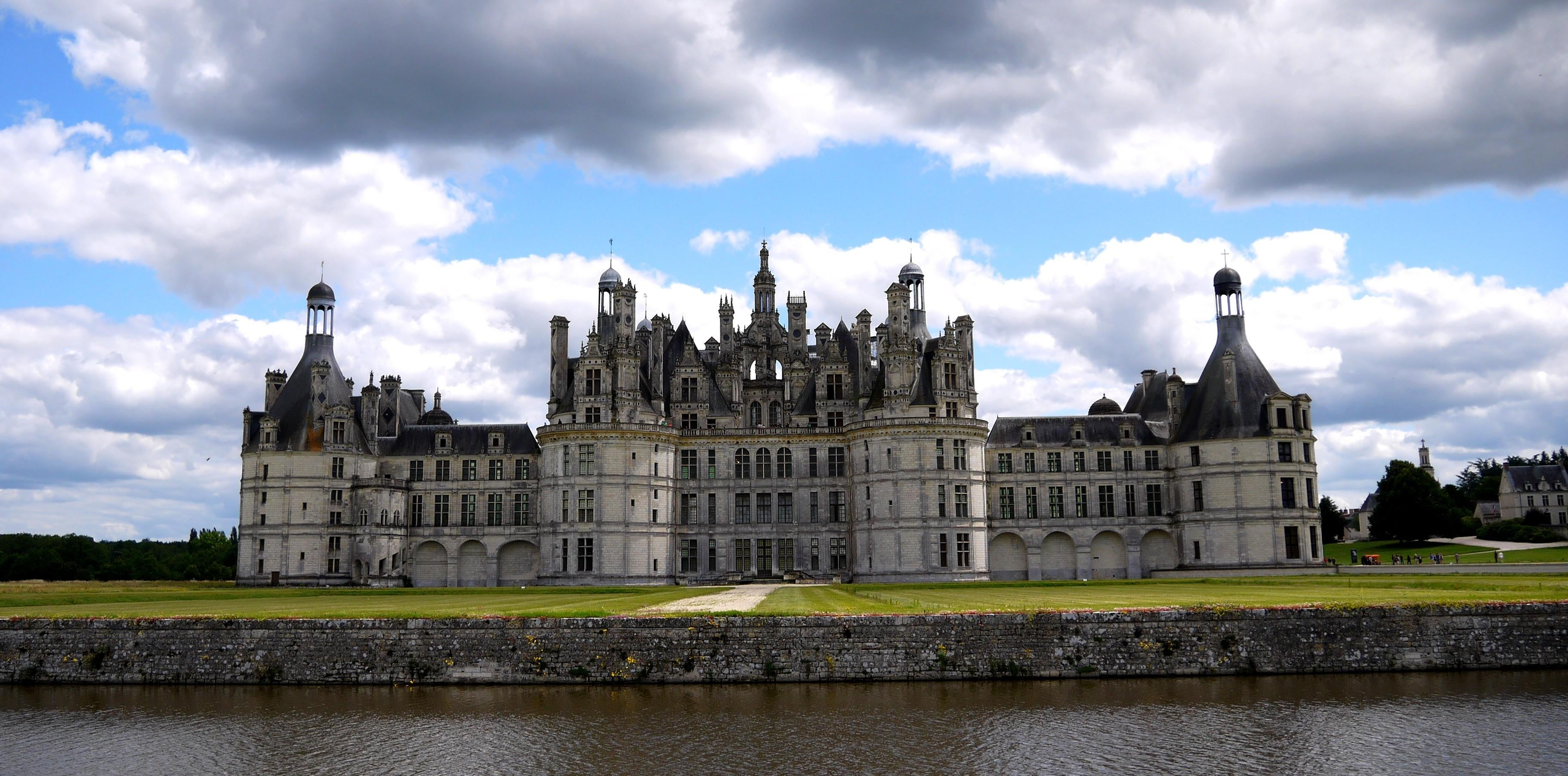 Palace in Castello di Chambord