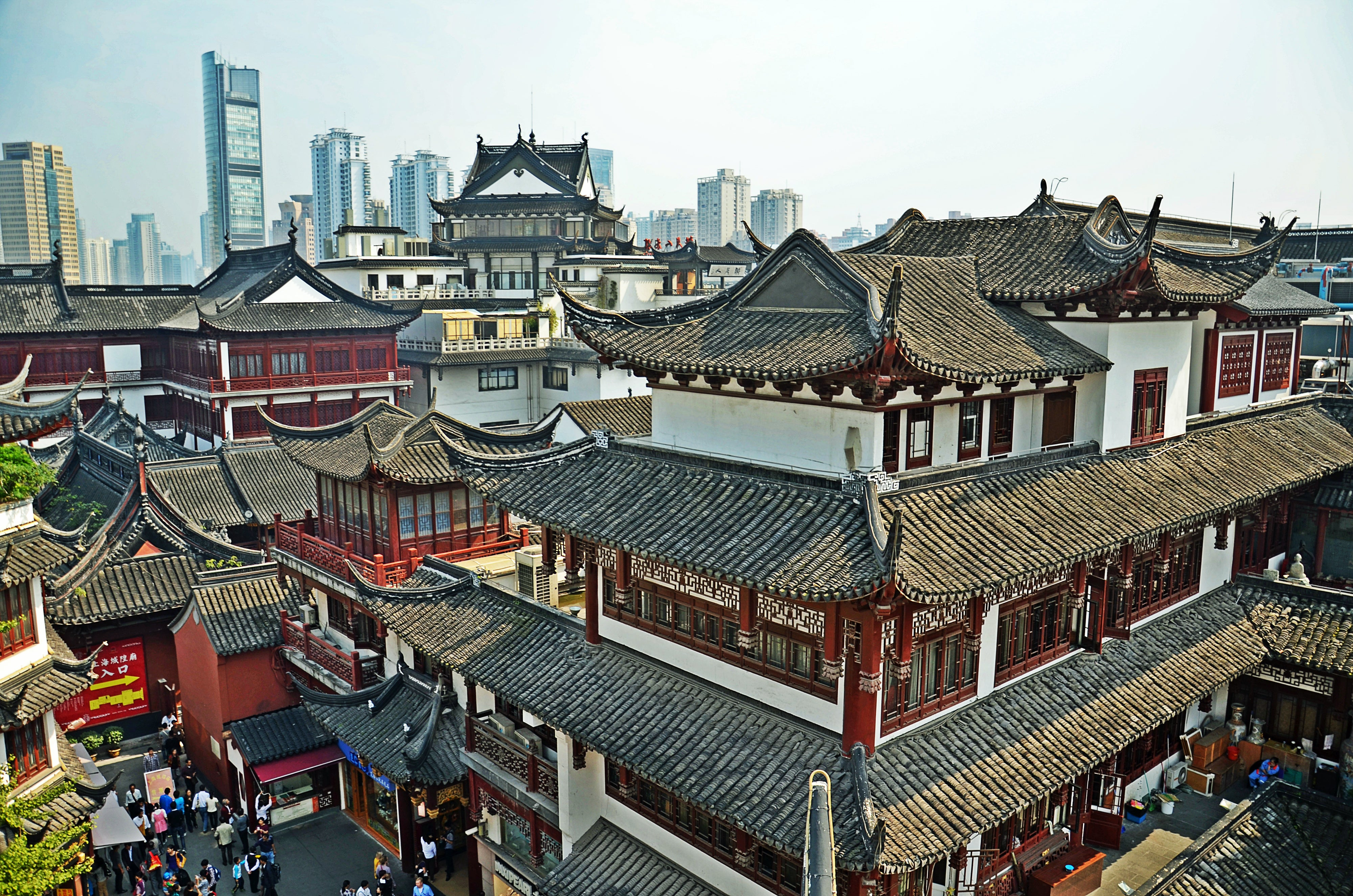 Palace in Shanghai