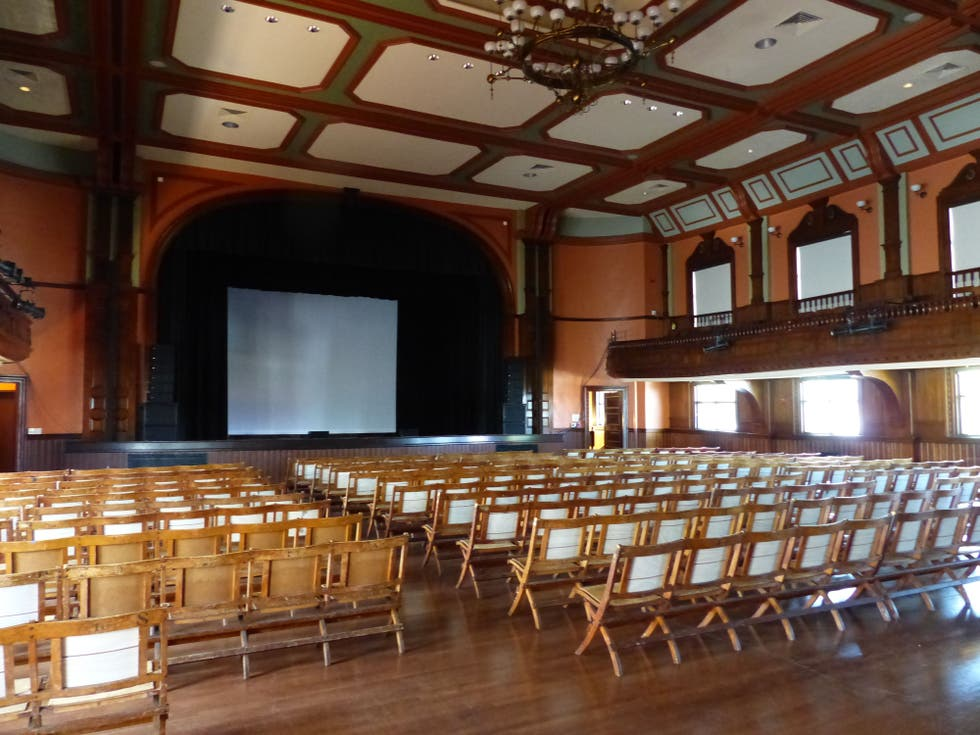 Auditorio en Provincetown Town Hall