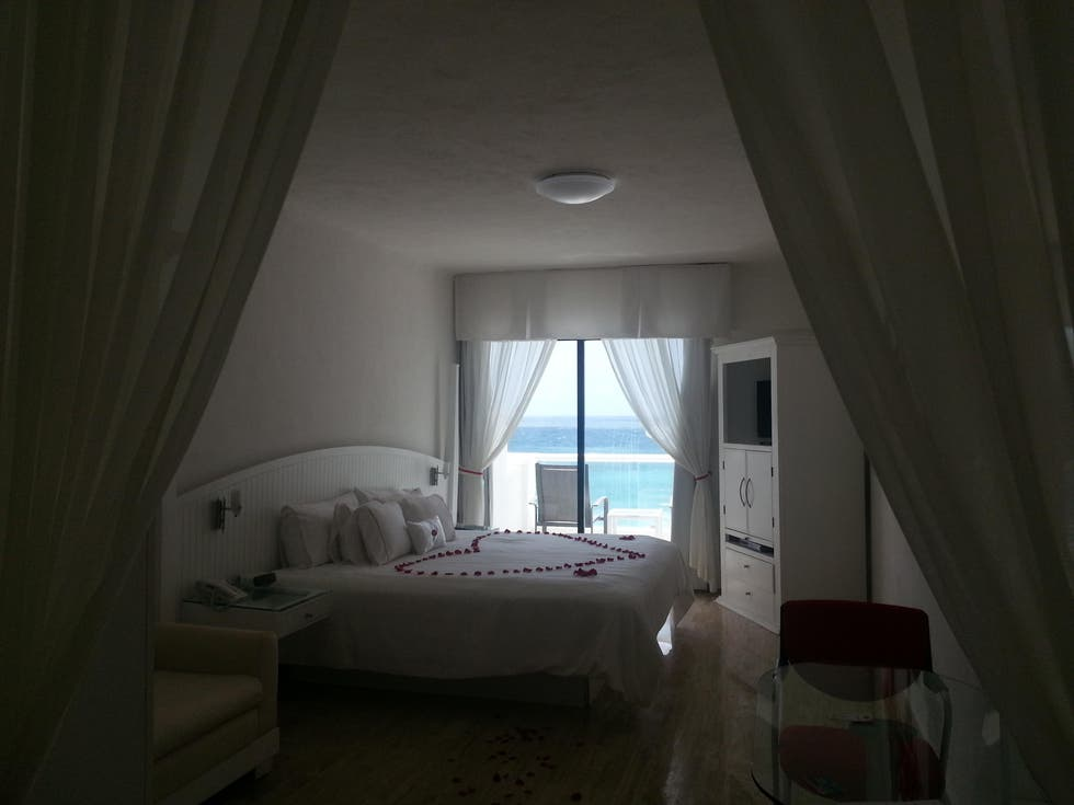 Sala en Bel Air Collection Resort and Spa Cancun