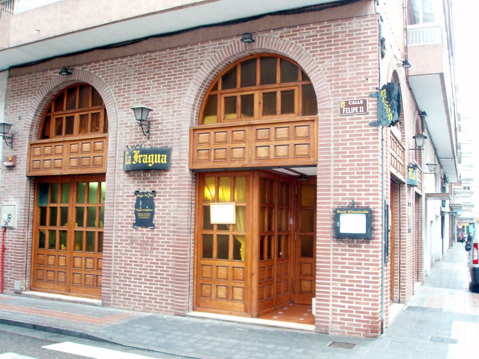 Edificio en Restaurante La Fragua