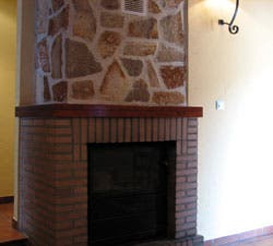 Fotos de chimenea en apartamentos tur sticos pe a la - Chimeneas villalba ...