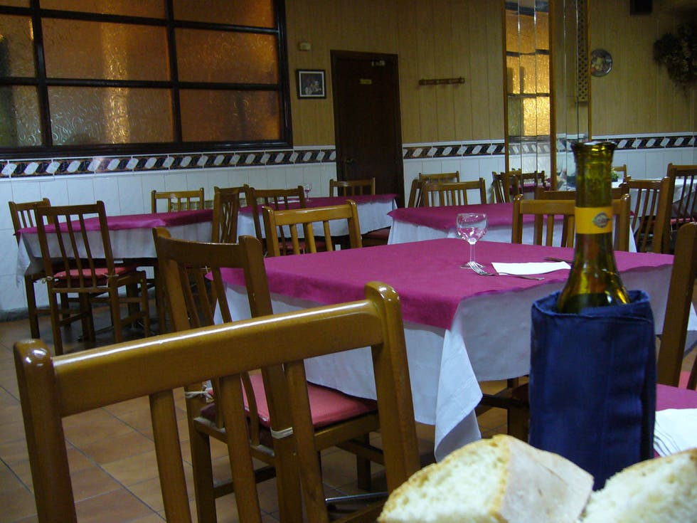Sala en Bar Restaurante Jose Luis