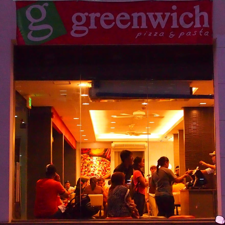 Photos Of Greenwich (pizza And Pasta)