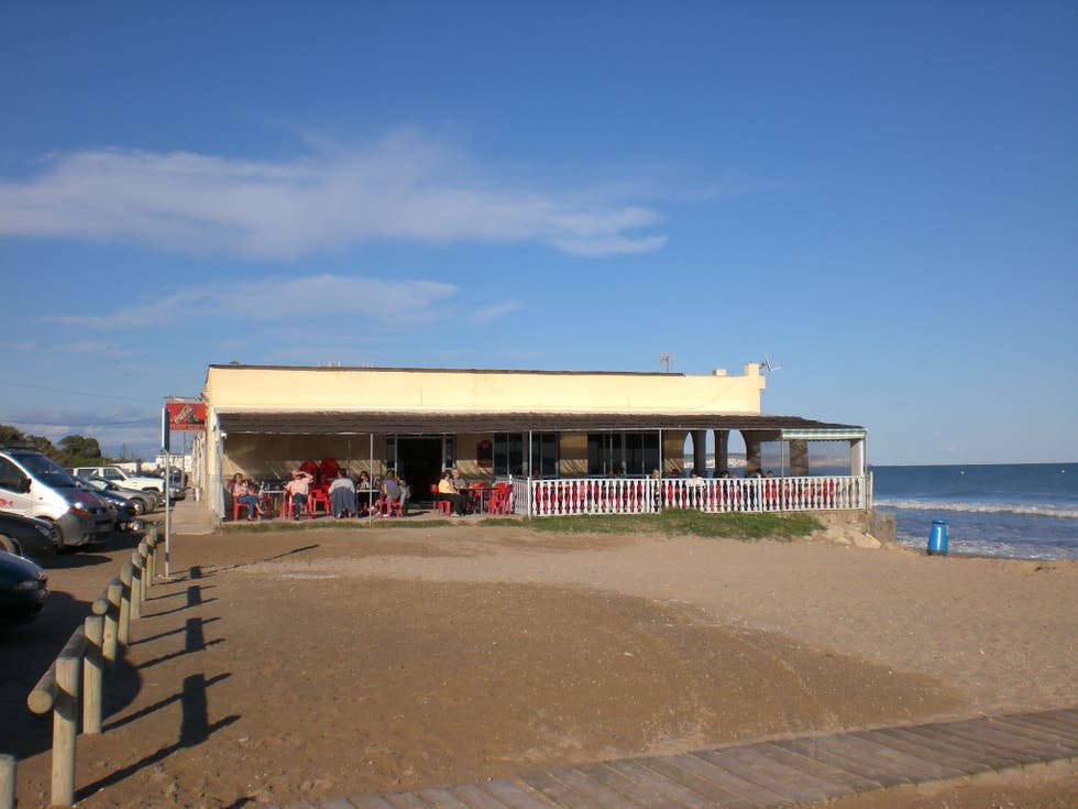 Mar en Restaurante Gallego II