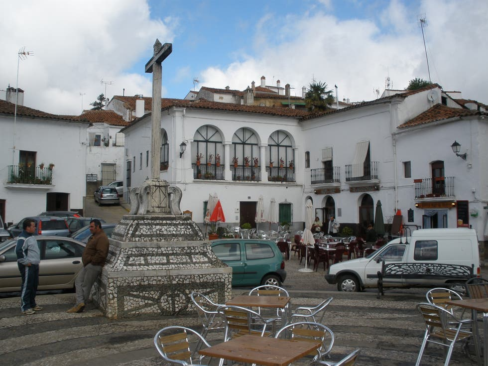 Town in Fuenteheridos