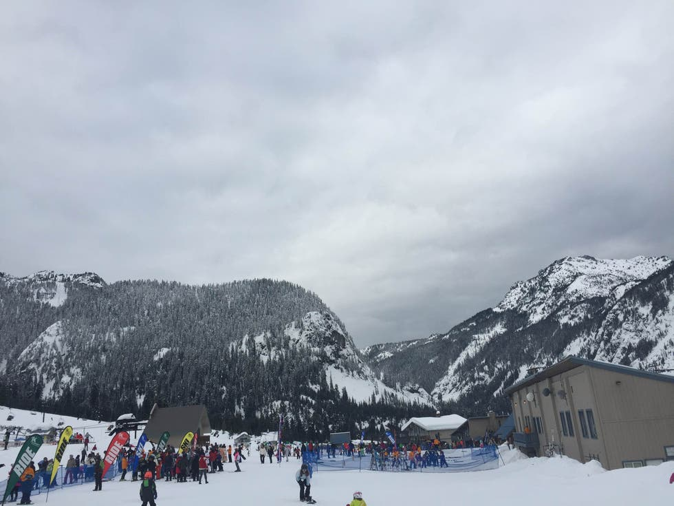 Sports in Snoqualmie Pass