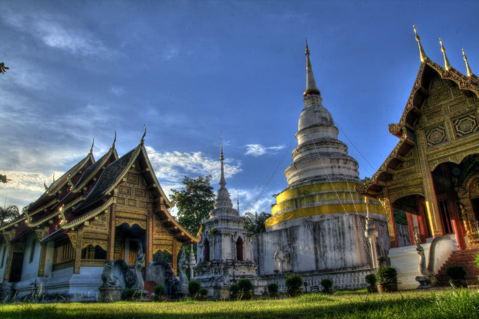 Palace in Chiang Mai