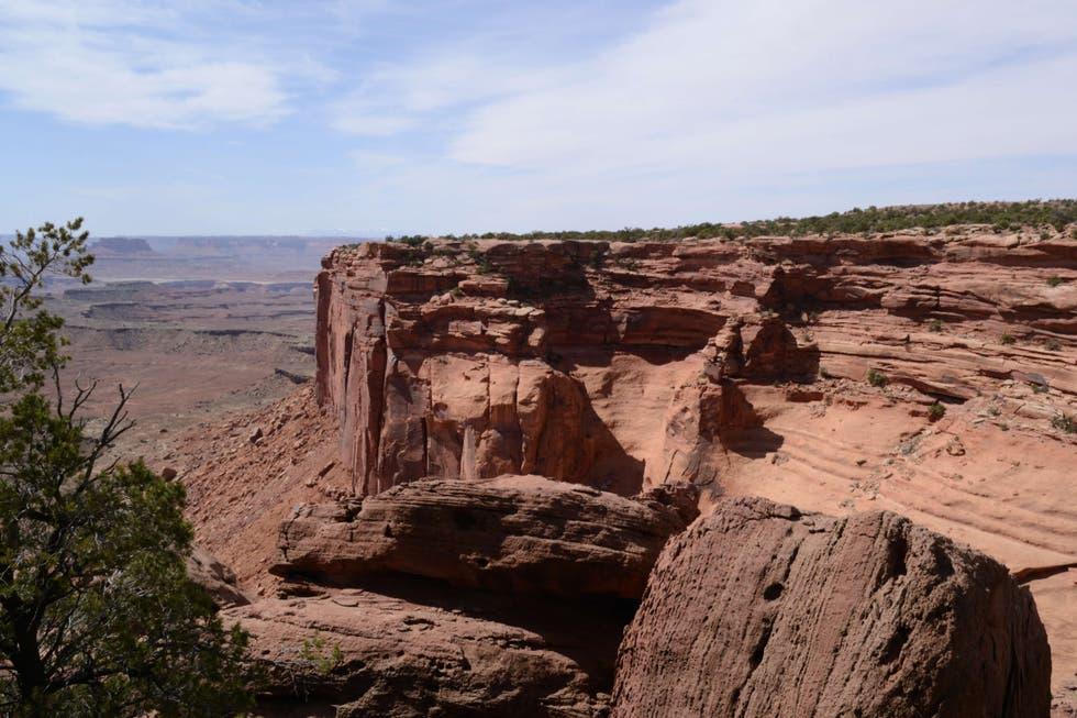 Páramos en Murphy Loop (Canyonlands)