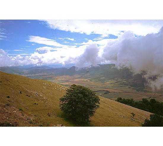 Horizon in Etxarri-Aranatz