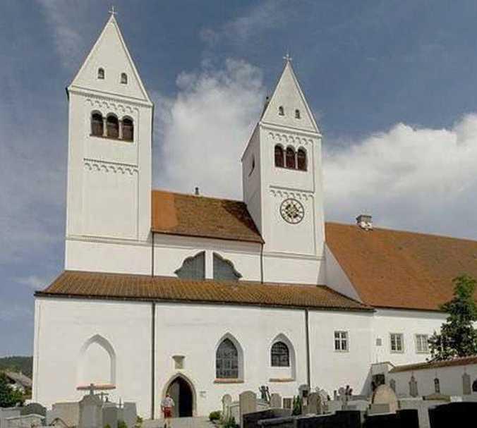 Edificio en Steingaden