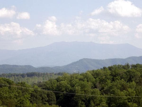 Mountain in Sevierville