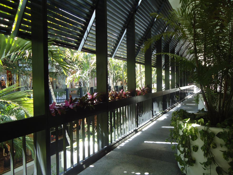 Greenhouse in Bal Harbour