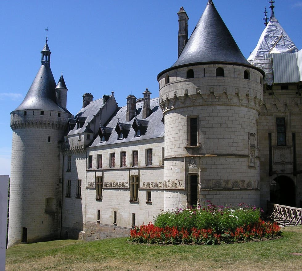 Punto di riferimento a Chaumont-sur-Loire