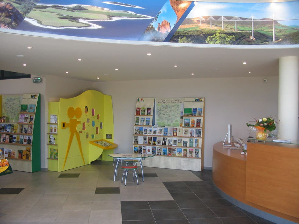 Photos de office de tourisme de roquefort sur soulzon galerie photos - Office tourisme roquefort ...