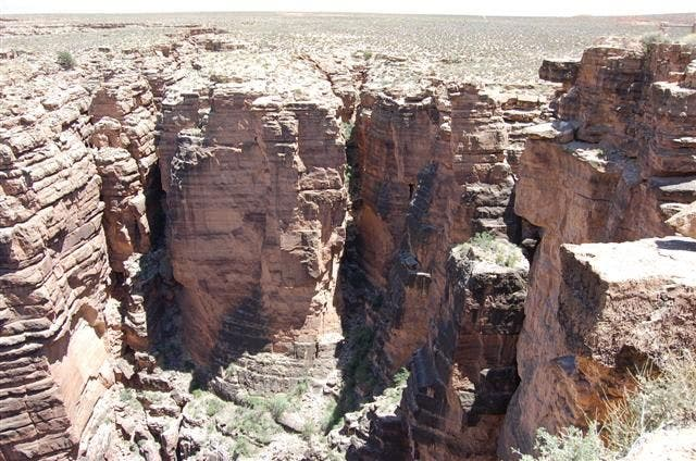 Canyon in Cameron