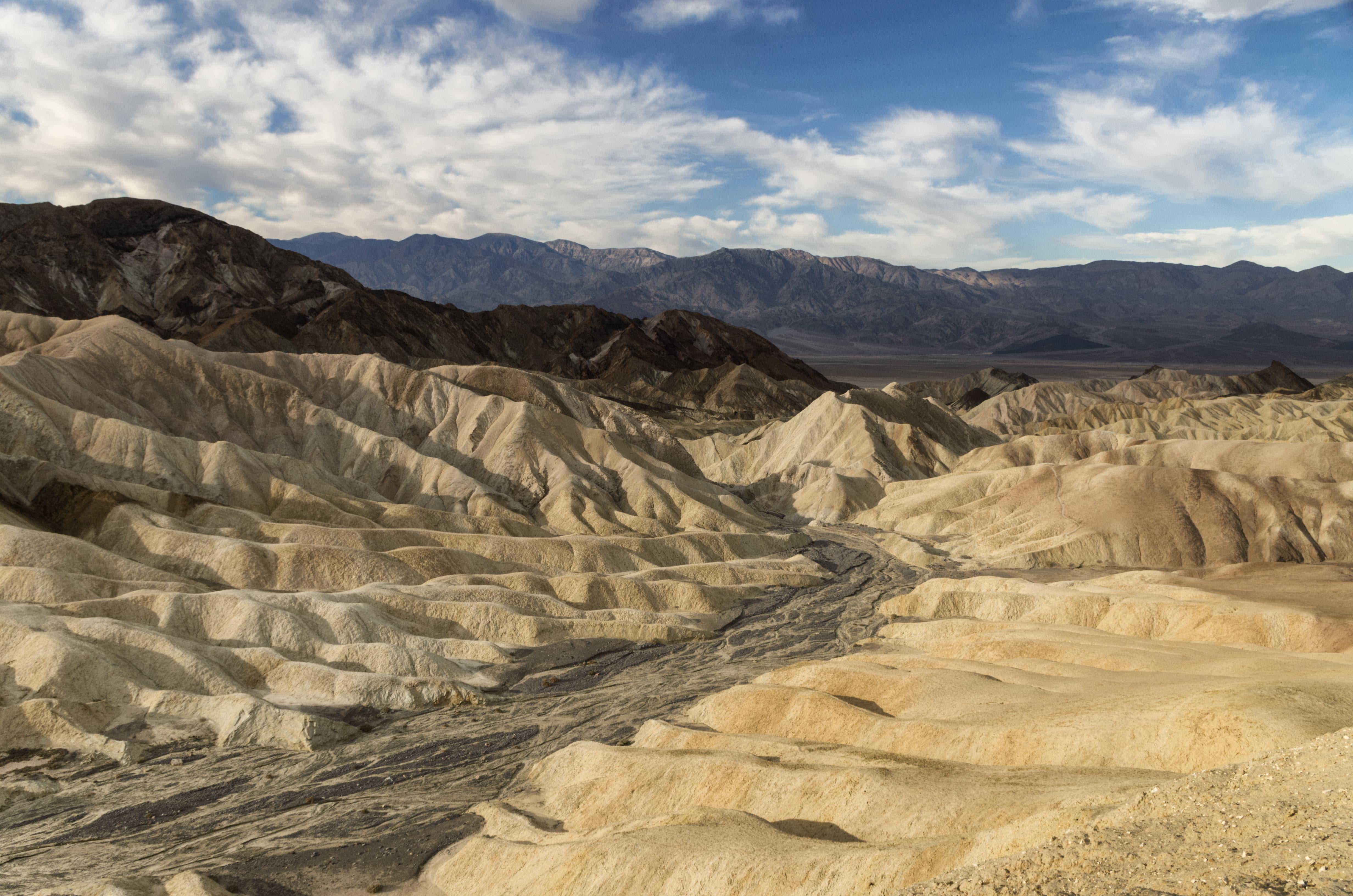 Tierra en Furnace Creek