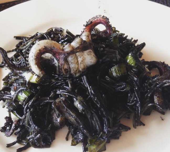 Vegetal en Restaurante Es Cupina