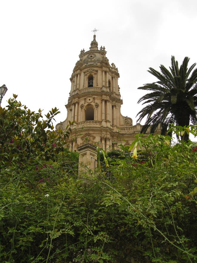 Catedral en Modica
