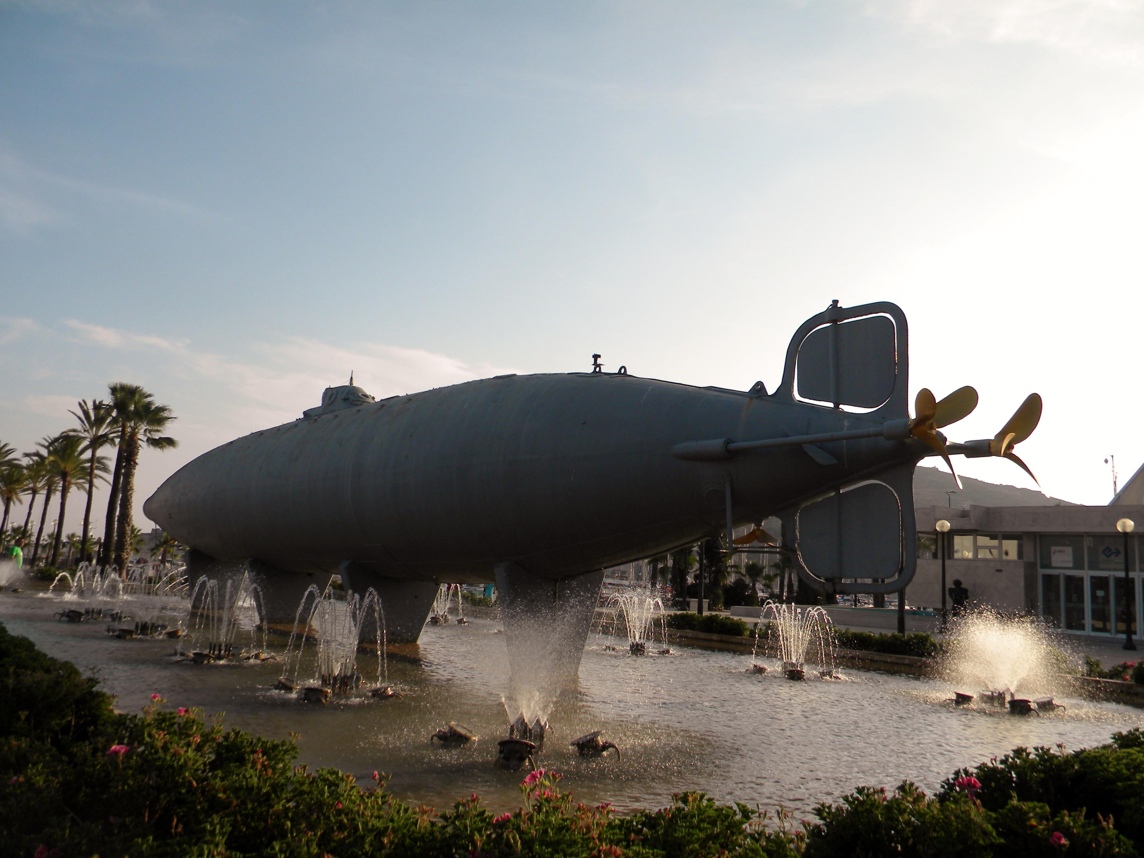 Photos Of Isaac Peral Submarine Images