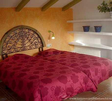 Casa Rural en Casas Rurales El Paraíso de Don Quijote I y II