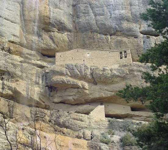 Storia antica a Santa Orosia Pilgrimage