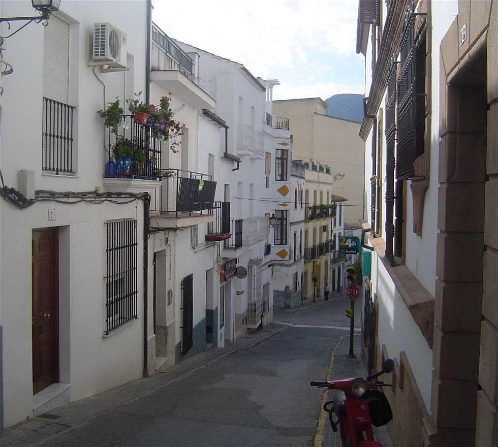 Calle en Ubrique