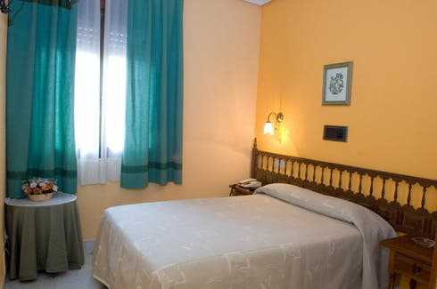 Sala en Hostal Madrid