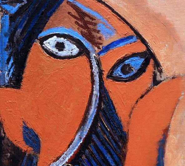Pintura en Venus Delicatessen