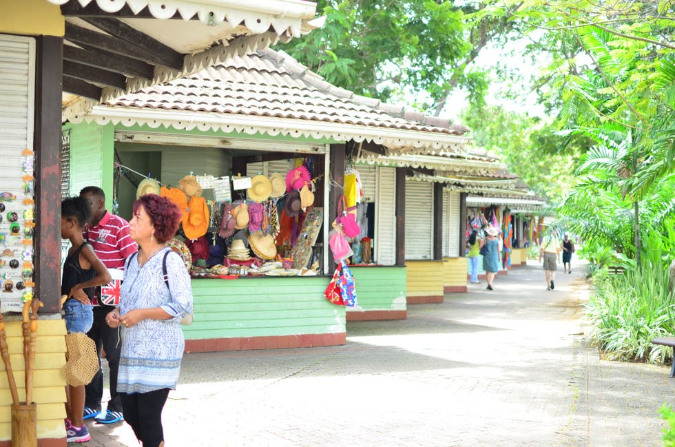 Resort en Esplanade Craft Kiosks (SENPA)