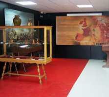 Sala en Centro de Investigación y Documentación de Almansa