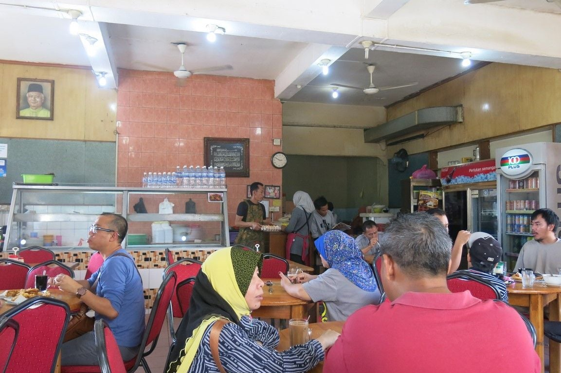 Food in Dah Hin Kartini