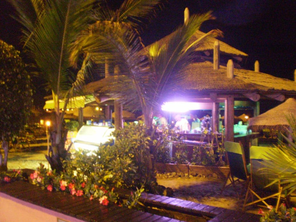 Finca en Beach Bar Playa Torviscas