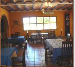 Sala en Casa Rural La Venta De Las Estrellas