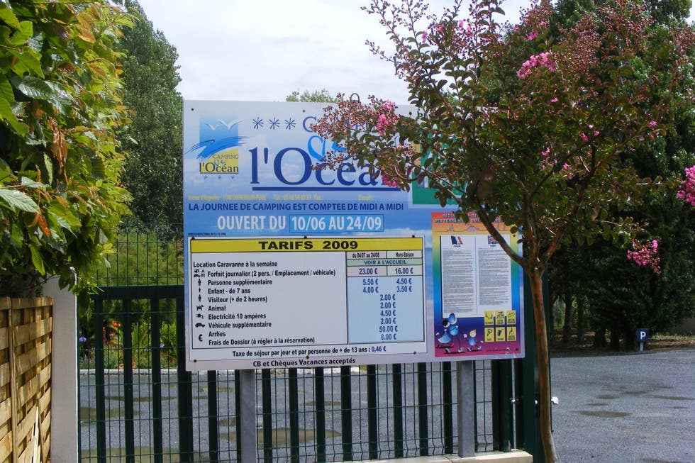 Poster in Châtelaillon-Plage