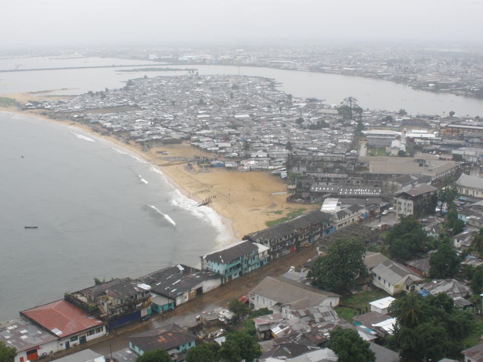 Bird's Eye View in Liberia
