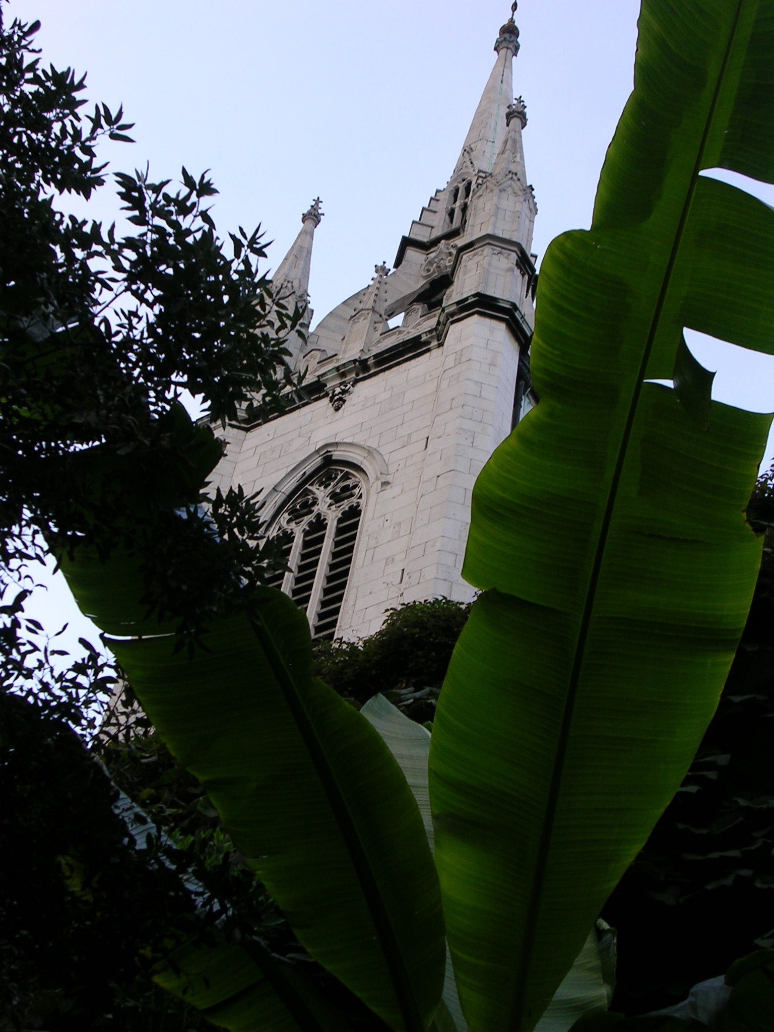 Verde en St Dunstan-in-the-East