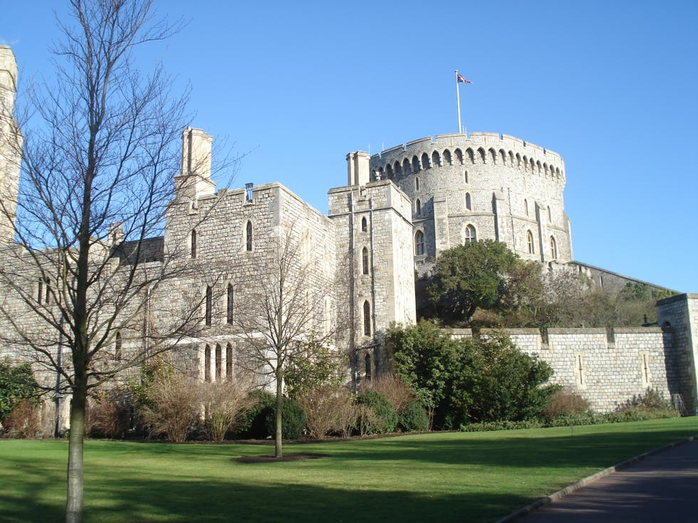 Edificio en Castillo de Windsor