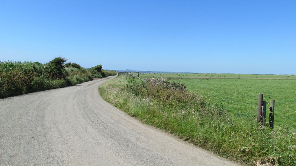 Road in Broad Haven