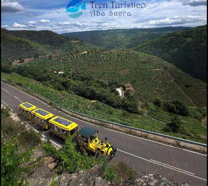 Transporte en Tren Turístico Aba Sacra