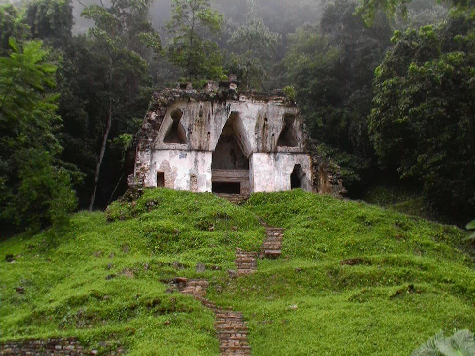 Ancient History in Tapachula